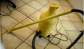 花瓶型3D打印吸尘器